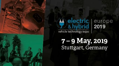 Electric Hybrid Vehicle Technology Expo Europe 2019 Dal 07/05/2019 al 09/05/2019Messe StuttgartMessepiazza 170629 StuttgartGermania