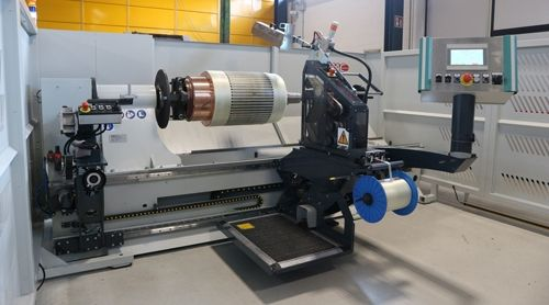 2014 New banding machinesNewborn at RIMAC: the company presents the first specimen of a new generation of banding…