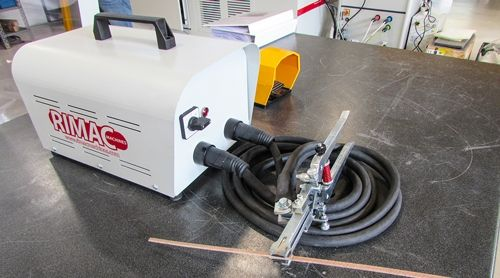 2015 New portable brazing unitCompact and extremely handy, this brazing portable unit is the ideal solution for site work…